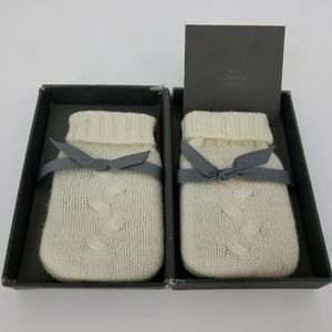 NEW Restoration Hardware Cashmere Mini Hand Warmer